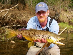 About Ted Kraimer Fly Fishing Guide