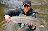 Betsie River Fly Fishing Guide