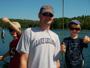 Bluegill and Panfish are Perfect for Beginners and Kids