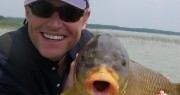 Carp Fishing West Grand Traverse Bay