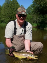 Gallery - May Streamer Fishing