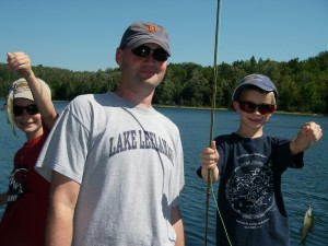 Introduce Kids to Fly Fishing