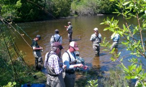 Lessons - Fly Casting - Group or Individual