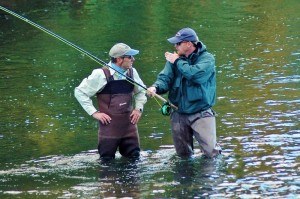 Lessons - Fly Casting and Fly Fishing Lessons in Traverse City