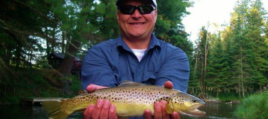 Slider - Summer Trout Fishing