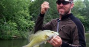 Smallmouth Bass Fishing - Rivers Near Traverse City, MI