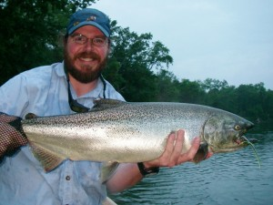 Streamer Fishing Tips for Salmon