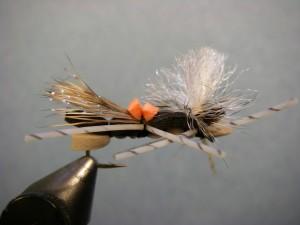 Terrestrial - Fuzzy Wuzzy Fly Pattern