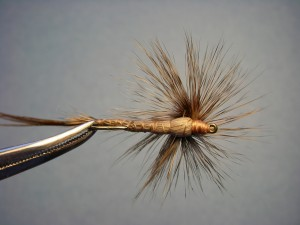 Thing-A- Ma-Hex - Dry Fly Pattern