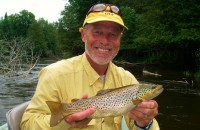 Trout - Fly Fishing Northern Michigan Near Traverse City