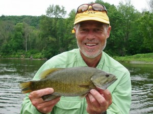 Try Smalllmouth Bass in Rivers