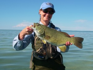 Flashtail Clouser - Smallmouth