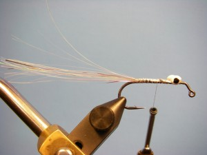 Flashtail Clouser - Step 2