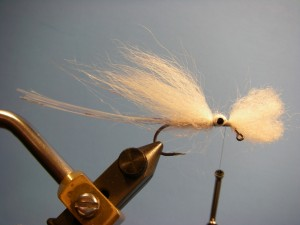 Flashtail Clouser - Step 4