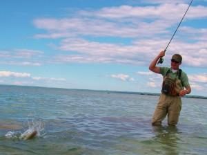 Seductive Streamer Fishing Stillwater