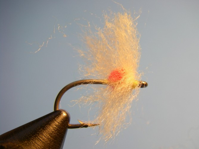 Top 5 Steelhead Flies - Egg Pattern Nuke Egg Fly