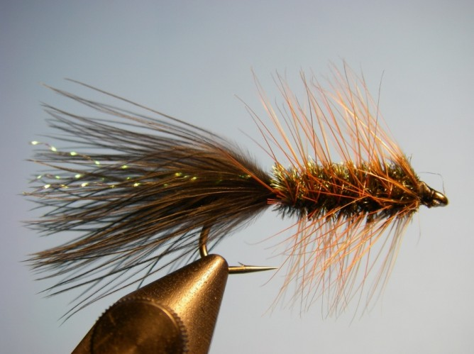 Top 5 Steelhead Flies - Steelhead Bugger