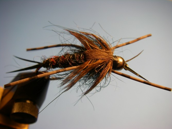 Top 5 Steelhead Flies - Stonefly PatternTrout Retriever
