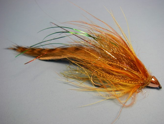 Autumn Offender Streamer Pattern