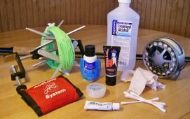 Gear Fly -Fishing Equipment Maintenance