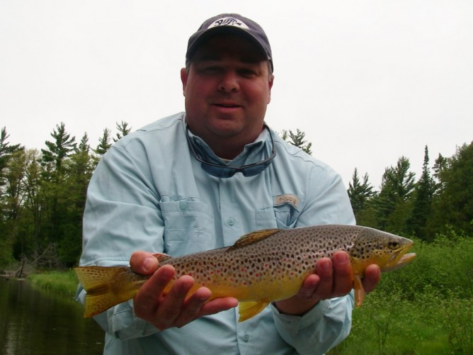 May Fly Fishing - Daylight Hatches and Brown Trout