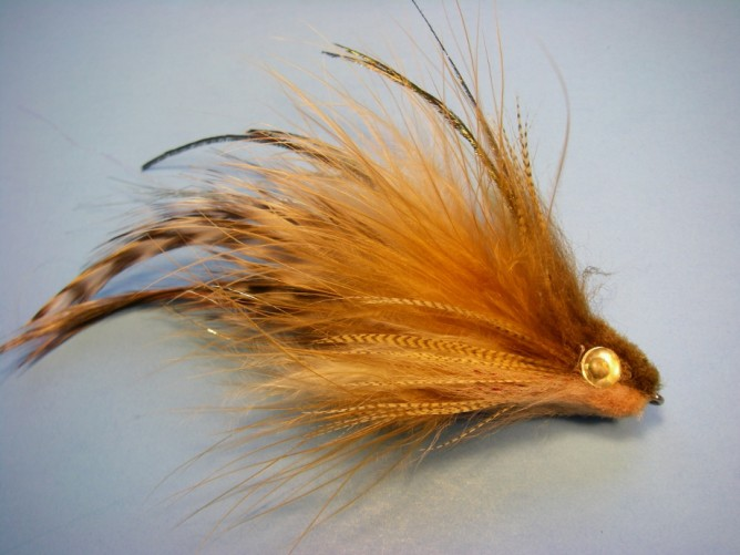 Bobble Head Baitfish - Creek Chub