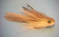 Bobble Head Baitfish Fly Pattern