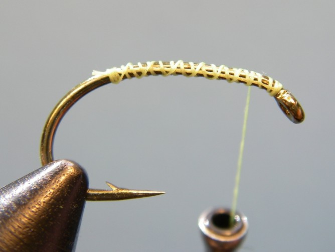 Green Caddis For Steelhead And Salmon And How To Tie