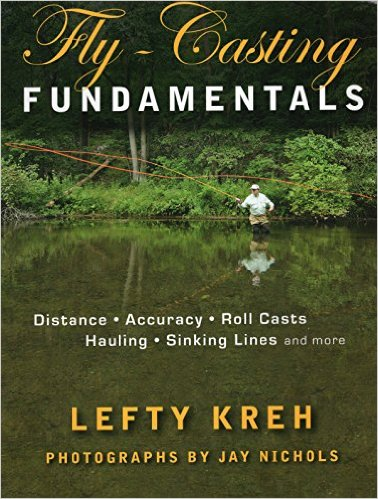 Practice Casting - Kreh Book