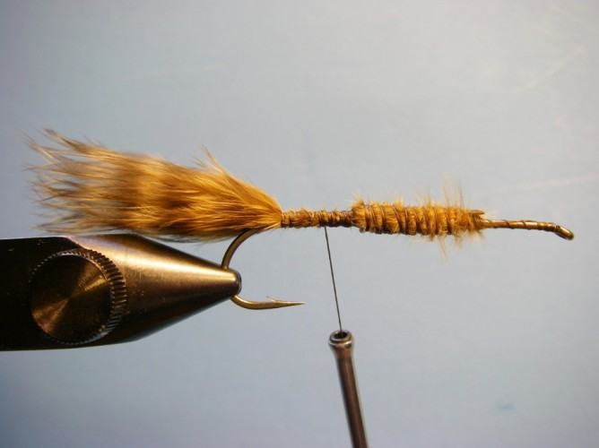 Teds Brook Trout - Step 3