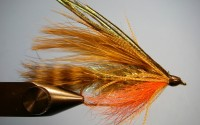 Teds Brook Trout Streamer Pattern