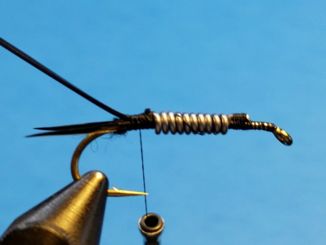 Sparkle Stonefly - Optional Lead Wire