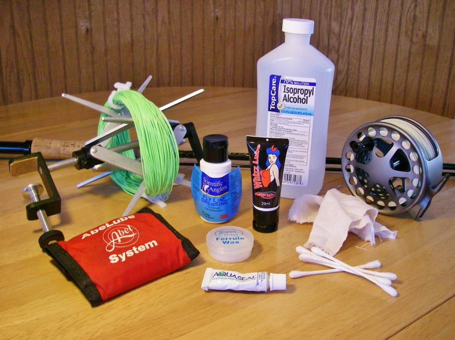 Fly Fishing Equipment Care Current Works Guide Service